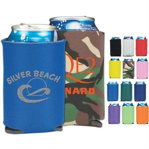 1 Sided Imprint - Can Cooler