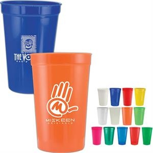 16 Oz - Stadium Cup Made Of Polypropylene Material