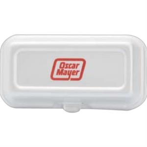 500 Line - 10 Working Days - Foam Hinged Hot Dog Deli Container