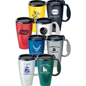 Journey - 16 Oz. Mug With Double Wall Insulation