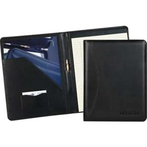 Ambassador - Genuine Top Grain Leather Writing Pad