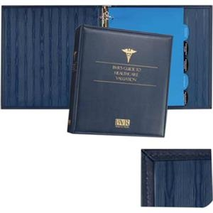 Miterstitch - Ring Binder, Made From Premium Simulated Leather