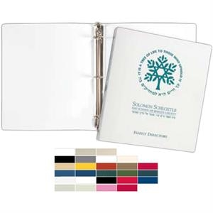 Graphikgreen .023 Poly Binder - Poly Ring Binder Ma