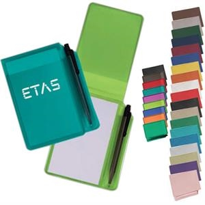 "Value Plus - Jotter With 30 Sheets Of Plain Memo Paper. 2.75"" X 4.5"""