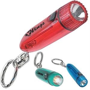 Cylinder Light/with Swivel Key Chain Attachment