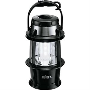 High Sierra (r) - 20 Led Super Bright Led Lantern With A Compass And Dual Option Handle And Hook