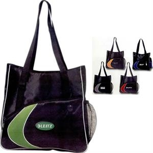Extreme - Sport Tote Bag Made Of Durable Dobby Nylon/air Mesh