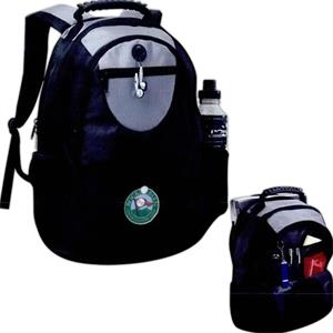 Jazz - Computer Backpack, With Zip Pockets And Business Accessory Organizer