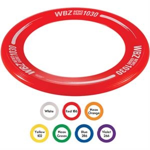 "Zing Ring - Light Weight Flying Ring, 9-5/8"" Diameter"