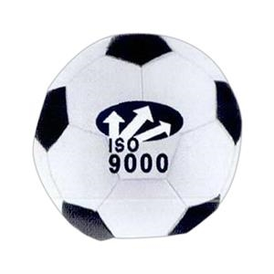 Soccer Ball - Sports Ball Stress Reliever. Squeezable Foam Stress Ball