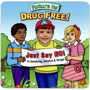 Pictureme (r) - Child's Book Teaching How To Be Drug Safe