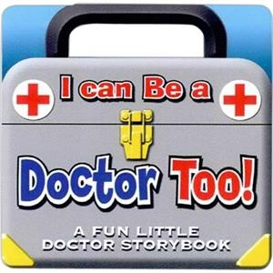 Handle Books - Children Imagine What It Is Like To Be A Doctor In This Book