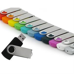 1gb - Swivel Usb Drive 700