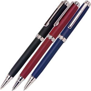 Imax Series - Navy / Silver Ballpoint Pen
