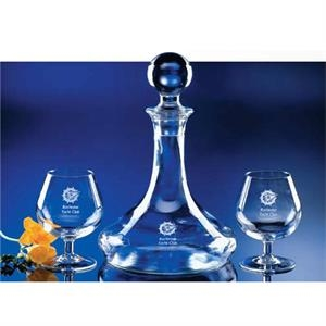 33 Oz Brandy Decanter