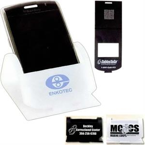 Cell Phone Holder With Self Adhesive Pad