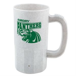 14 Oz. Granite Colored Plastic Stein