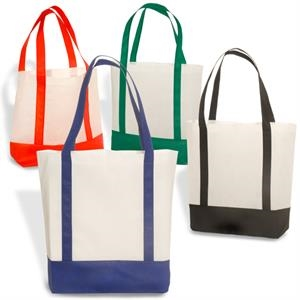 36-Hour Harbor Non Woven Polypropylene Tote Bag - Free Rush