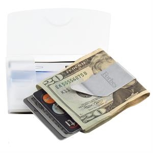 Executive Series - Money Clip - Best You Will Ever Use. Brushed Stainless Steel. Bonus Packaging