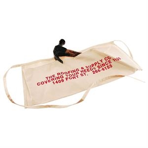 Twelve Ounce Duck Waist Apron With Tie Strings And Full Pocket