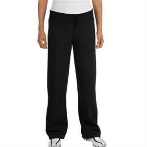 Sport-Tek Ladies Fleece Pant.