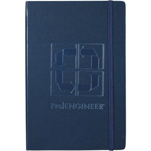Ambassador Journalbooks (r) - Bound Journal With 80 Lined Sheets Of Paper