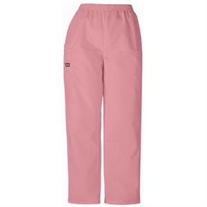 Cherokee - Pink Blush - Sa4200 Unisex Utility Scrub Pant - 36 Colors Available