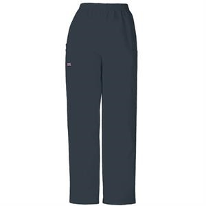 Cherokee - Pewter - Sa4200 Unisex Utility Scrub Pant - 36 Colors Available