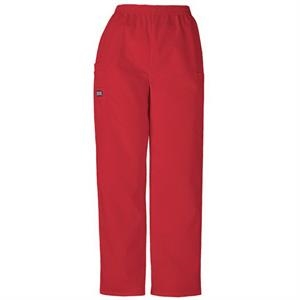 Cherokee - Red - Sa4200 Unisex Utility Scrub Pant - 36 Colors Available