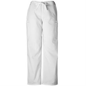 Cherokee - White - Sa4000 Men's Utility Scrub Pant - 13 Colors Available