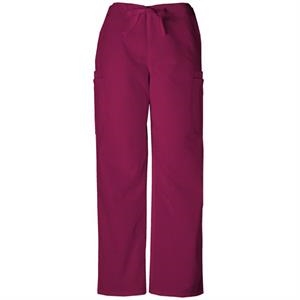 Cherokee - Wine - Sa4000 Men's Utility Scrub Pant - 13 Colors Available