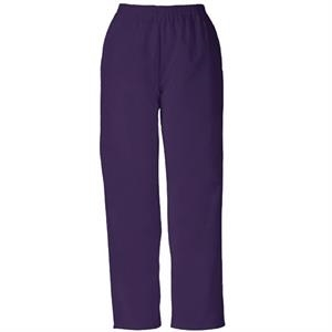 Cherokee - Eggplant - Sa4001 Pull-on Scrub Pant Sa4001 - 28 Colors Available