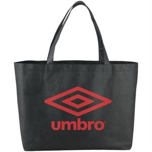 "Big Boy - Tote Bag With 19"" Reinforced Doub"