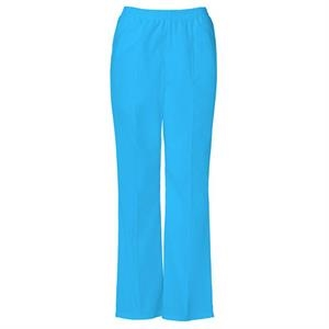Cherokee - Turquoise - Sa4112 Stitch Crease Scrub Pant - 16 Colors Available