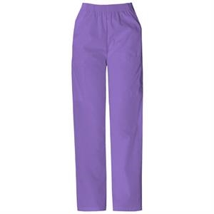 Dickies (r) - Violet - Sa850506 Elastic Waist Scrub Pant - 20 Colors Available