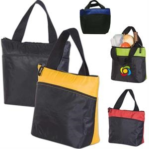 Glacier - Cooler Tote Made Of 70 Denier Nylon