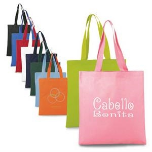 "Shopping Tote Bag, 14 3/4"" X 15 3/4"""