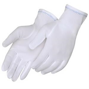 Fashion Stretch Nylon Gloves, Blank
