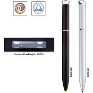 Ballpoint Pen/stylus In One With Gift Box