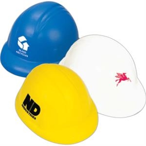 Targetline - Squeezable Construction Hard Hat Stress Reliever