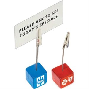Targetline - Cube Clip Memo Holder