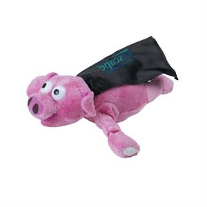 Flying Oinking Pig Noisemaking Toy