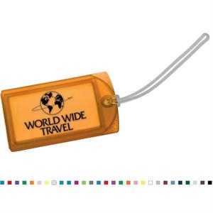 Explorer (r) - Luggage Tag. Includes A Printed Id Card