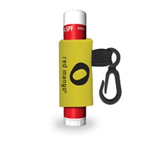 Moisture Lip Balm With Custom Label And Leash, Spf 4 Protection