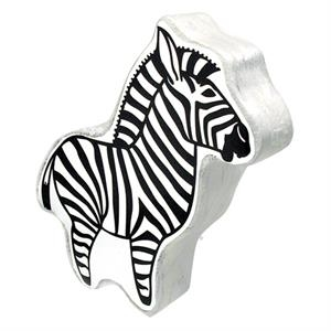 Smashtowel (tm) - Zebra Beach Towel, Imprinted 100% Cotton
