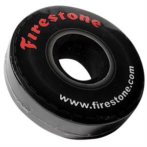 Smasht (tm) - Firestone Tire - Donut - Dellware Wreath, Firestone Tire, Krispy Kreme Compressed T-shirt