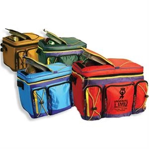 Flip Top - Flip Top Cooler With Velcro Closure