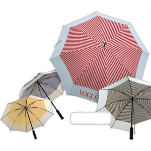 Riviera - Eight Panel Umbrella With Aluminum Shaft