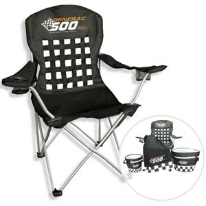 Racing - Lounger With Safety Netting In Back