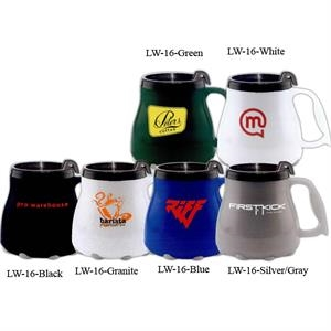 Low Rider - Plastic Travel Mug With Lid, 16 Oz